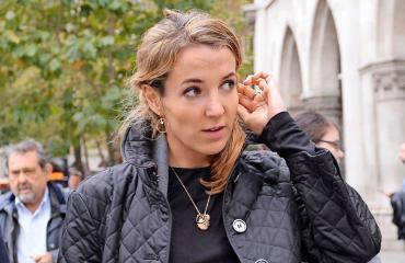 Luxemburgin prinsessa toimi omana asianajajanaan avioero-oikeudenkäynnissä.