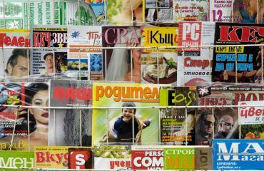 lehtiä