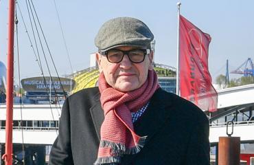 Antti Heikkilä asuu Saksassa.