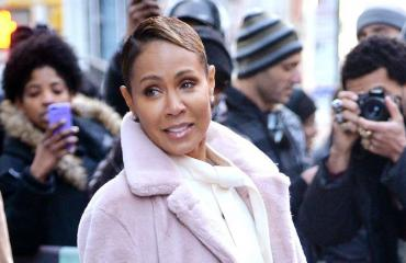 Jada Pinkett Smith avautui.