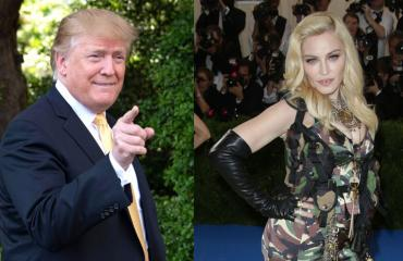 Trumpin ja Madonnan erot tulivat kalliiksi.