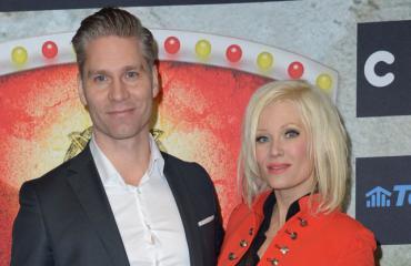 Linda Lampenius ja Martin Cullberg
