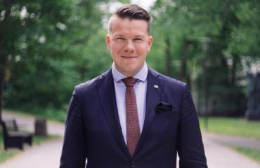 Mikkel Näkkäläjärvi - kuva SDP