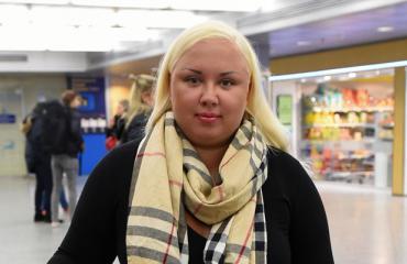 Henna Kalinainen on ulosotossa.