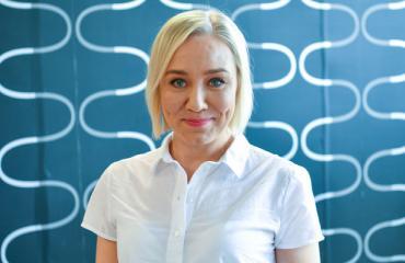 Sannamaija Pekkarinen pakeni ulkomaille.