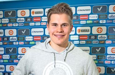 Jesse Puljujärvi löysi rakkauden.