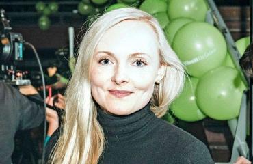 Maria Ohisalo asuu avoliitossa.