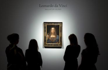 Salvador Mundi on maailman kallein maalaus.