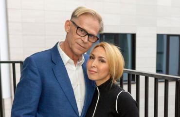 Topi ja Nadja avioituvat heinäkuussa.