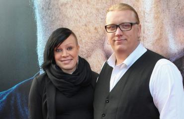 Arttu Wiskari perustaa vaimonsa kanssa ravintolan.