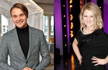 Roope Salminen ja Helmi-Leena Nummela muuttivat yhteen.