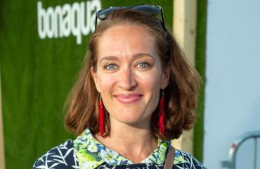 Elsa Saisio Porissa.