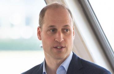 Prinssi William löi koomikon ritariksi.