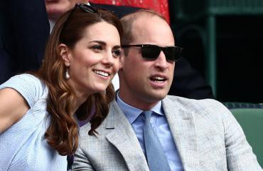 William paljasti Georgen lahjakätkön.