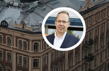 Heikki Malinen viettää luksuselämää.