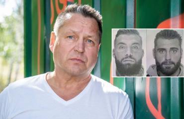 Paul Murphy on epäiltyjen isä.