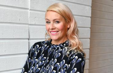 Anne Kukkohovi joutui sairaalahoitoon.
