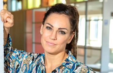 Eva Wahlström ei halua satuttaa vastustajaa.