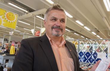 Jari Hyvönen jäi ilman Eurojackpot-voittoa.