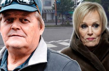 Seppo Räty & Katri Helena.