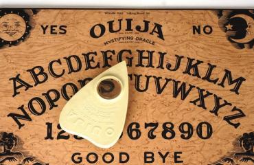 Ouija-lauta rikkoi ennätyksen.