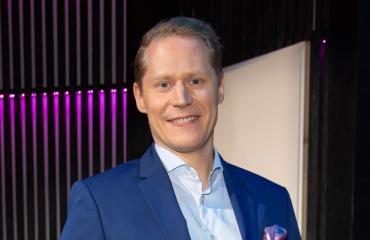 Jarkko Tamminen panttasi perheen kodin.