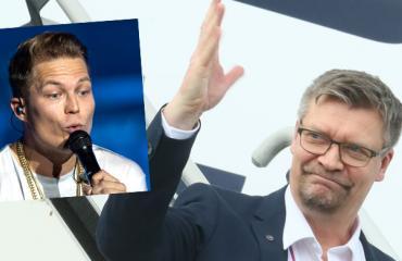 Cheek ja Jukka Jalonen