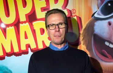 Jukka Rasila edusti ex-rakkaansa kanssa.