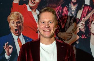 Jarkko Tamminen opiskeli ulkomailla.