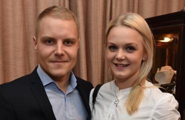 Valtteri ja Emilia Bottas erosivat.