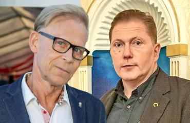 Topi Sukari vastaa Vesa Keskisen jyrähdykseen.