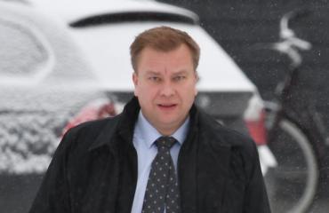 Antti Kaikkonen ja Jannika-rakas yhteiskuvissa.