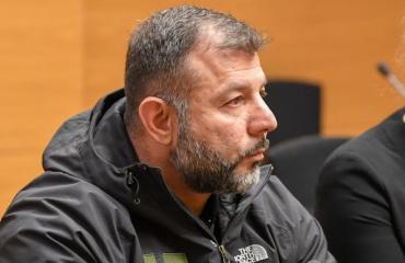Rami Adham joutui jälleen syytettyjen penkille oikeuteen.
