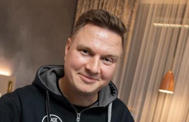 Jukka Hallikainen sairastui vakavasti.