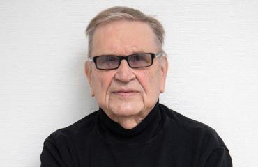 Eino Makunen työskenteli Olympialaisissa.