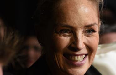 Sharon Stone paljastui feikiksi.