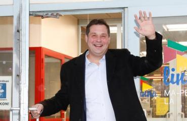 Jethro Rostedt valloittaa Savonlinnan.