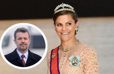 Ruotsin ja Tanskan kuninkaalliset ovat sukua.