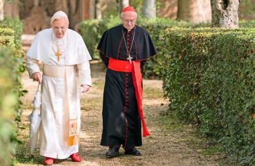 Kaksi paavia - Two popes