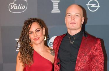 Eva Wahlström ja Niklas Räsänen muodostavat uusioperheen.