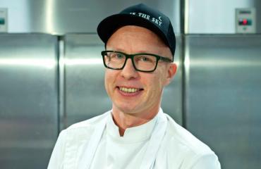 Jouni Toivanen palasi ravintoloitsijaksi.
