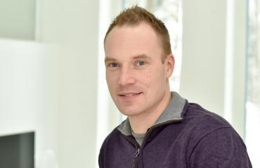 Jari-Matti Latvala iski blondin Lapissa.