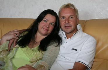 Mervi ja Matti Nykänen menivät naimisiin kaksi kertaa.