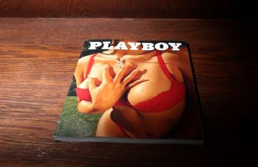 Playboy luopuu painetusta lehdestä.
