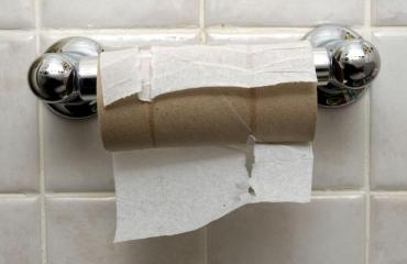 Vessapaperia on hamstrattu ympäri maailmaa.