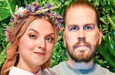 Veronica Verho ja Juhani Koskinen