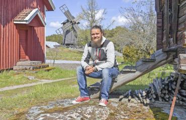 Lauri Haukka.
