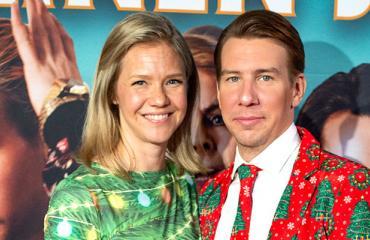 Aku Hirviniemi ja Sonja Kailassaari