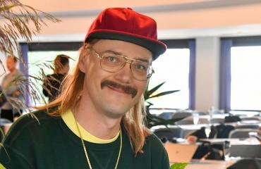 Stig Vain elämää -pressissä