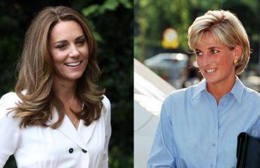Catherine ja Diana